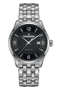 Jazzmaster Viewmatic Auto Black Dial