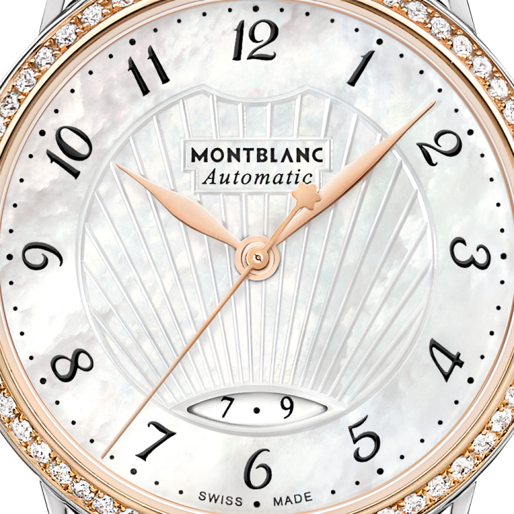 Montblanc Boheme Date Automatic2