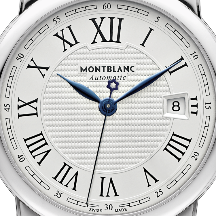 Montblanc Star Automatic White Dial Men's Watch2